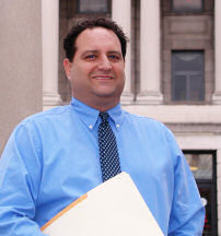 Richard Luciani, Parole Advocate in New York